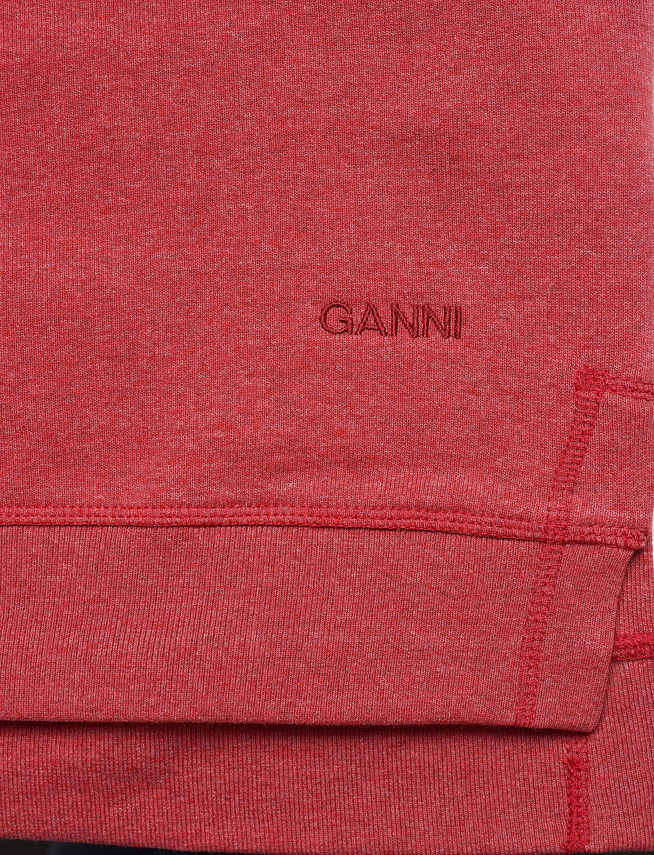 Ganni - Isoli - sweatshirts & hættetrøjer - lollipop - 3