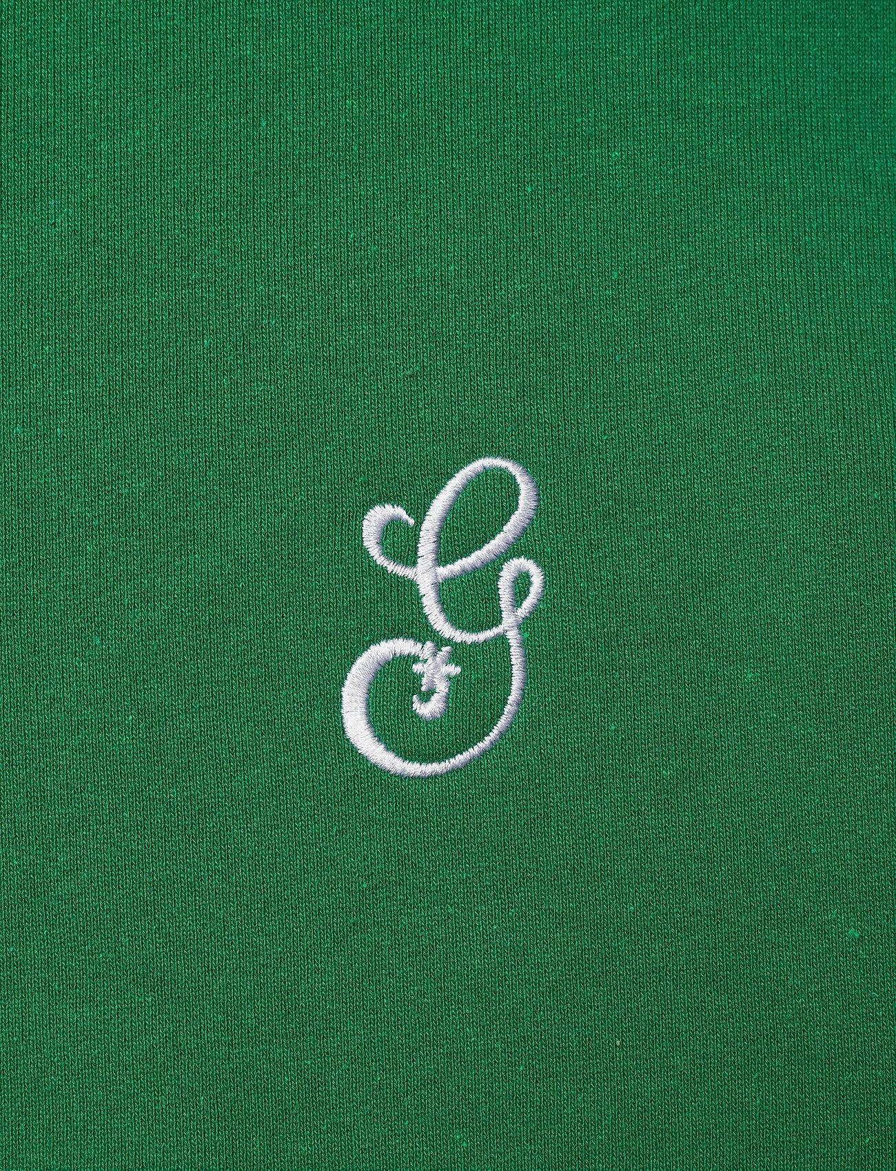 Ganni - Isoli - sweatshirts & hættetrøjer - kelly green - 3