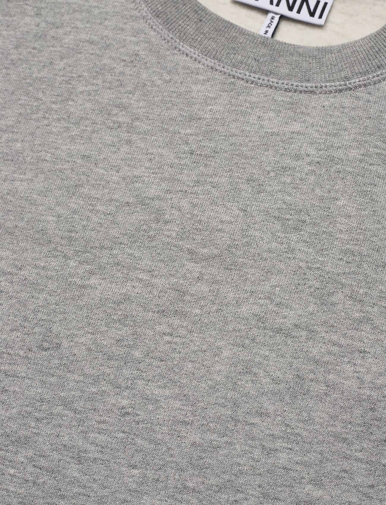 Ganni - Software Isoli - sweatshirts & hoodies - paloma melange - 4