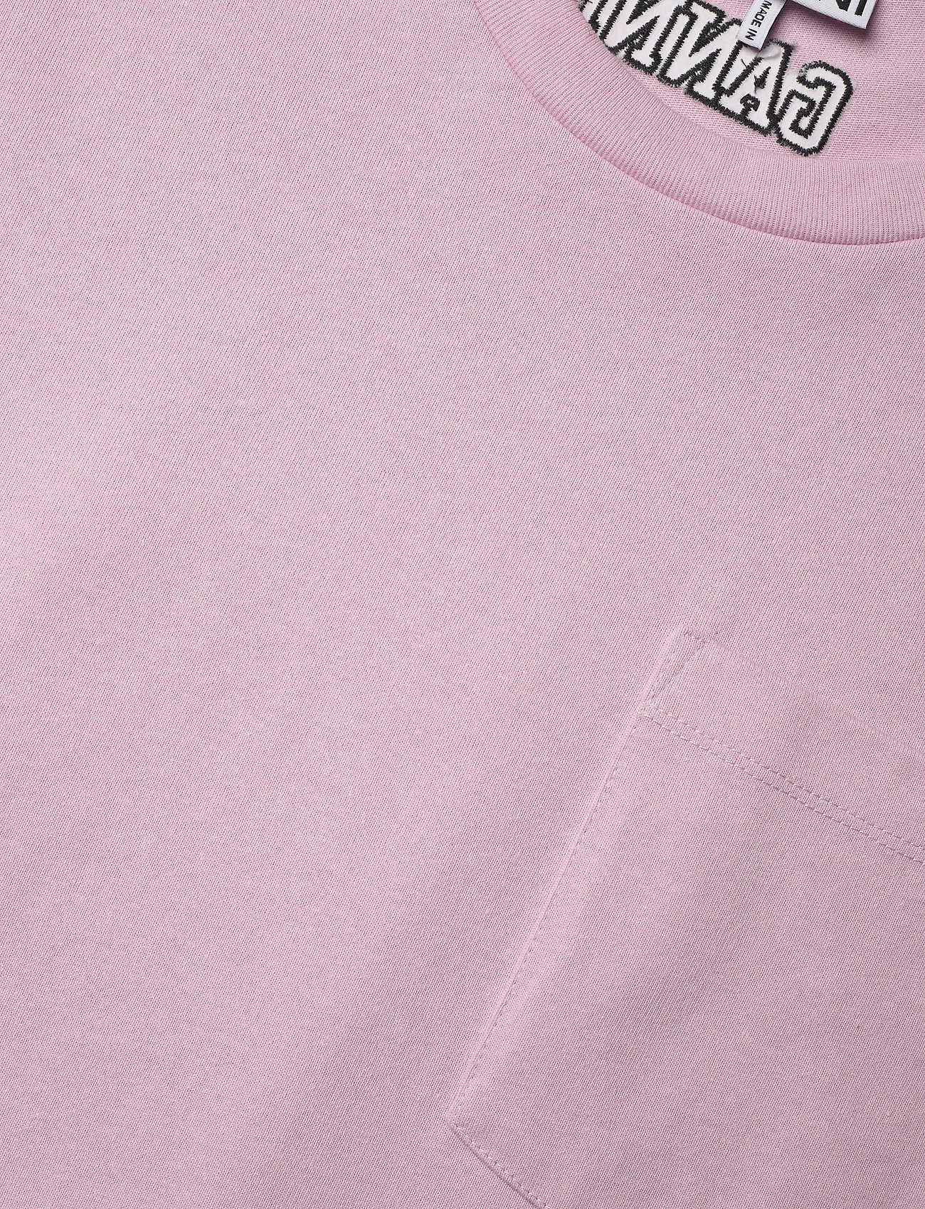 Ganni - Software Jersey - t-shirtkjoler - sweet lilac - 2
