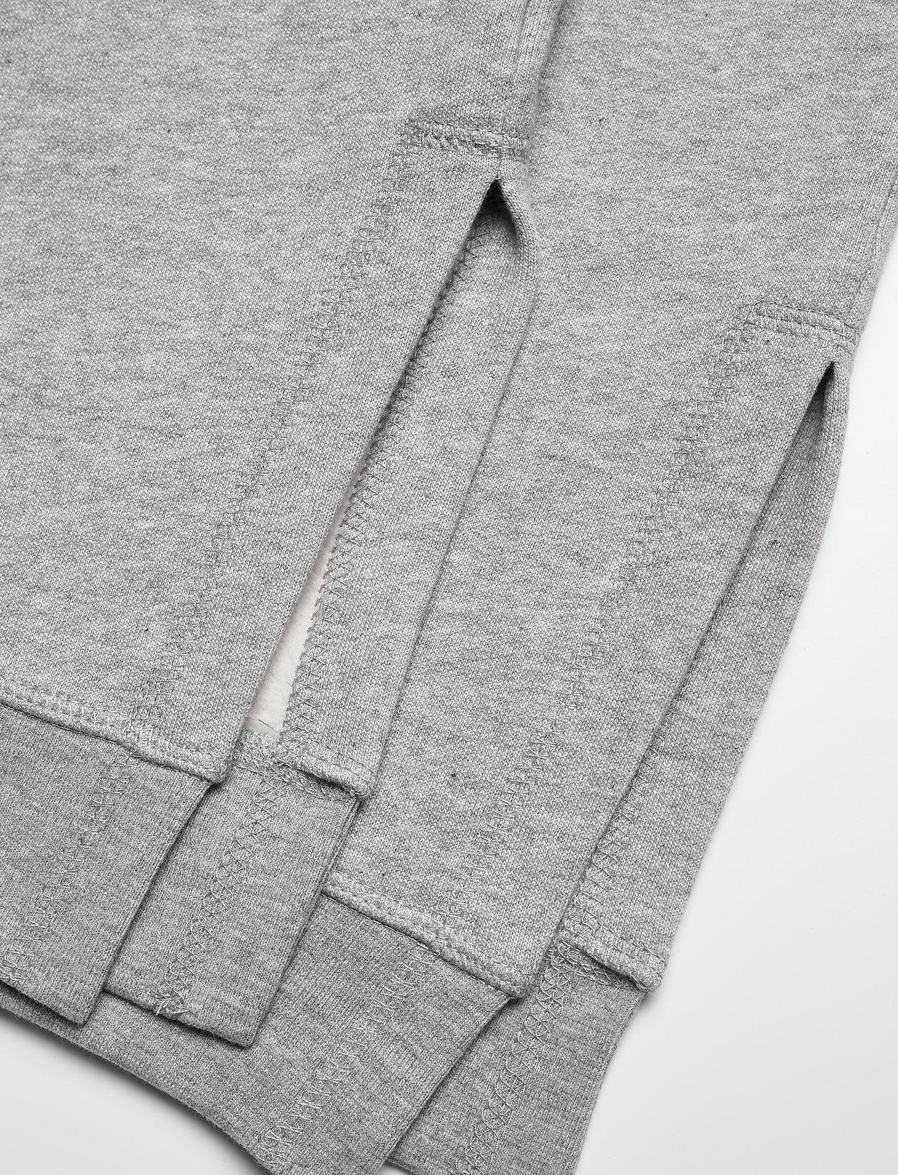 Ganni - Software Isoli - sweatshirts & hættetrøjer - paloma melange - 5