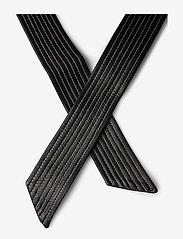 Ganni - Lamb Leather Accessories - hatte - black - 4