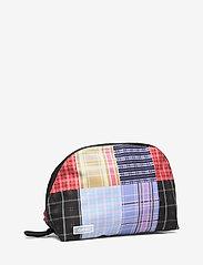 Ganni - Tech Fabric Toiletry Bag - torby kosmetyczne - forever blue - 2