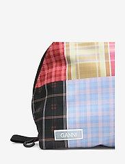 Ganni - Tech Fabric Toiletry Bag - torby kosmetyczne - forever blue - 3
