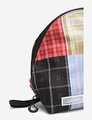Ganni - Tech Fabric Toiletry Bag - torby kosmetyczne - forever blue - 4