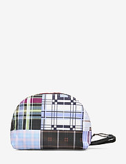 Ganni - Tech Fabric Toiletry Bag Small - torby kosmetyczne - forever blue - 1