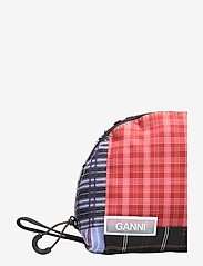 Ganni - Tech Fabric Toiletry Bag Small - torby kosmetyczne - forever blue - 3