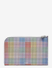 Ganni - Pouch Leather - clutches - multicolour - 0