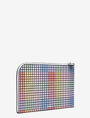 Ganni - Pouch Leather - clutches - multicolour - 2