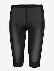 Ganni - Short Leggings - cycling shorts - black - 0