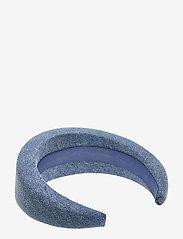 Ganni - Denim Accessories - hair accessories - washed indigo - 1