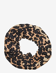 Ganni - Printed Cotton Poplin - accessories - leopard - 0