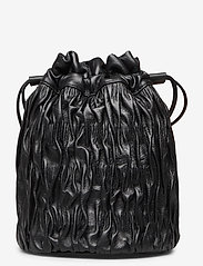 Ganni - Napa - bucket bags - black - 1