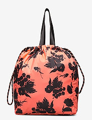 Ganni - Recycled Tech Fabric Bags - tasker - flame - 0