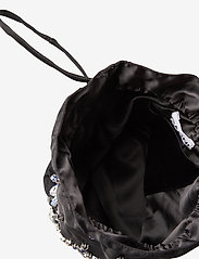 Ganni - Crystals - nyheder - black - 3