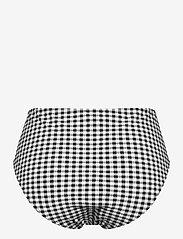 Ganni - Recycled Matte - bikini bottoms - black - 1