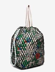 Ganni - Fishnet - laukut - brazilian sand - 2