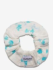 Ganni - Printed Crepe - accessories - egret - 1
