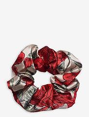 Ganni - Silk Stretch Satin - haar accessoires - brazilian sand - 0