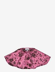 Ganni - Printed Cotton Poplin - accessories - shocking pink - 0