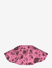 Ganni - Printed Cotton Poplin - accessories - shocking pink - 1