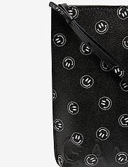 Ganni - Recycled Leather - skuldertasker - phantom - 3