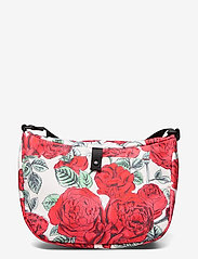 Ganni - Seasonal Recycled Tech - shoulder bags - brazilian sand - 1