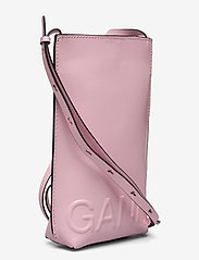 Ganni - Recycled Leather - shoulder bags - pink nectar - 2