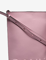 Ganni - Recycled Leather - shoulder bags - pink nectar - 3