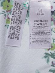 Ganni - Printed Cotton Poplin - accessories - heather - 3