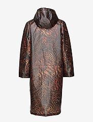 Ganni - Biodegradable Jacket - vêtements de pluie - tiger - 2