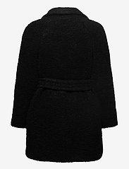 Ganni - Boucle Wool - ulljackor - black - 1