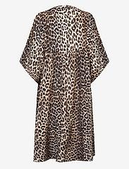 Ganni - Cotton Silk - midi kjoler - leopard - 1