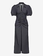 Ganni - Dress - skjortekjoler - dress blues - 0