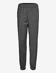 Ganni - Stripe Suiting - tøj - phantom - 0
