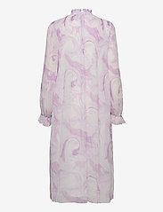 Ganni - Dress - cocktailkjoler - orchid bloom - 1