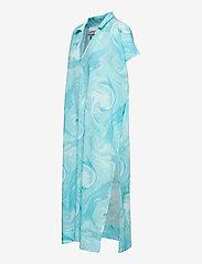 Ganni - Light Cotton - strandtøj - bachelor blue - 2