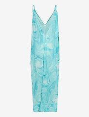 Ganni - Light Cotton - beachwear - bachelor blue - 1