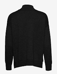 Ganni - Wool Knit - turtlenecks - phantom - 1