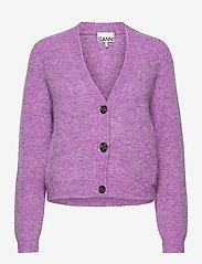 Soft Wool Knit - PASTEL LILAC