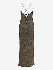 Ganni - Glitter Knit - evening dresses - mole - 2