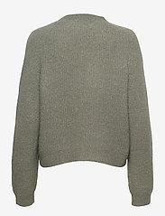 Ganni - Soft Wool Knit - cardigans - kalamata - 1
