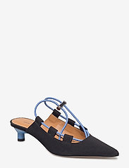 Ganni - Agnes Pumps - classic pumps - black - 0