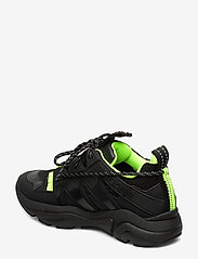 Ganni - Tech Sneakers - chunky sneakers - black - 2
