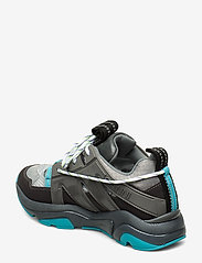 Ganni - Tech Sneakers - chunky sneakers - charcoal grey - 2