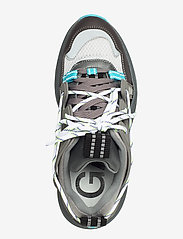 Ganni - Tech Sneakers - chunky sneakers - charcoal grey - 3