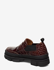 Ganni - LOAFER - loafers - chicory coffee - 2