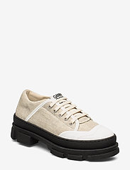 Ganni - Hybrid Sneakers - chunky sneakers - nature - 0