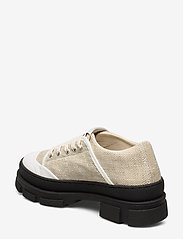 Ganni - Hybrid Sneakers - chunky sneakers - nature - 2