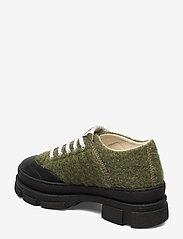 Ganni - Hybrid Sneakers - chunky sneakers - kalamata - 2